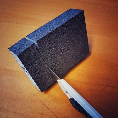 Uschi sanding sponge