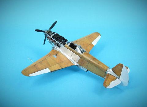 Zvezda Yak-3 1/48 Uschi van der Rosten Wood Grain Decals