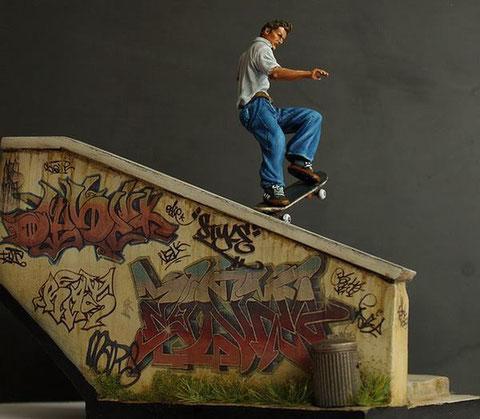Uschi van der Rosten Graffiti decals