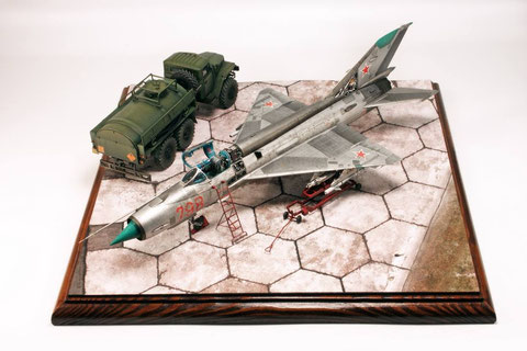 Russian airfield 1/48 Uschi