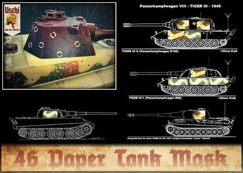 How to Make a Paper Tank: 13 Steps (with Pictures) - wikiHow | 343x480