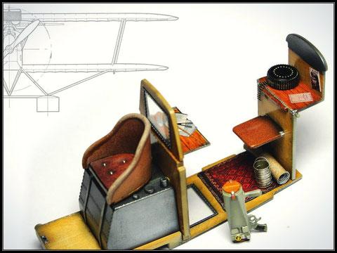 Hansa Brandenburg W.12 Wingnut Wings 1/32nd