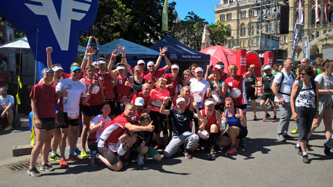 Wings for Life Run 2018_Lauffreunde Mondsee
