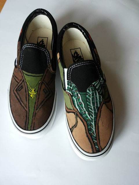 Rena´s Sam and Dean shoes