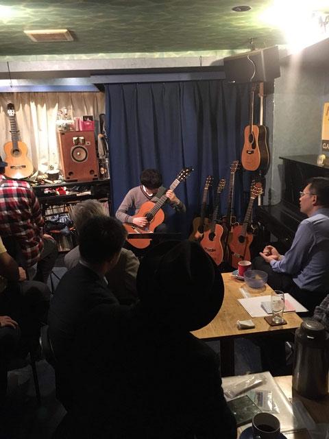 国分寺クラスタ ギター演奏