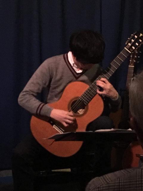 国分寺クラスタ クラシックギター