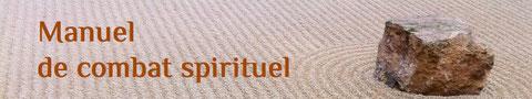 Site livre Manuel de combat spirituel