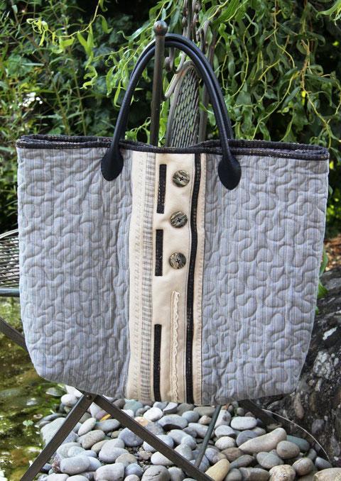 Madame Marie, Aus meinem Atelier, Taschen, Lisa, grosse Tasche