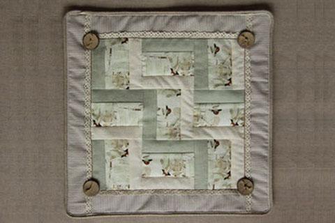 Atelier Madame Marie, Patchwork, Einführungskurs, Quilt