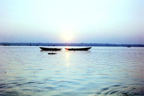 Sonnenaufgang Varanasi