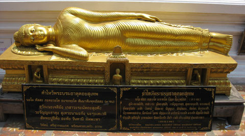 Buddha-Statue, Wat Doi Suthep