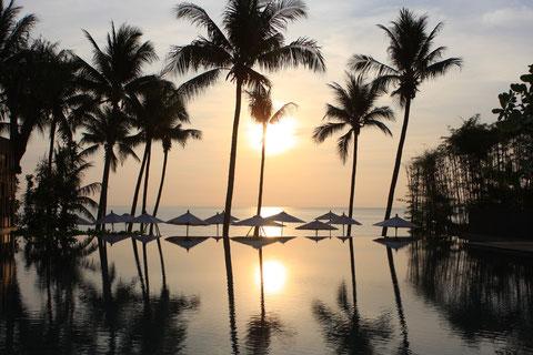 Sonnenaufgang Hua Hin