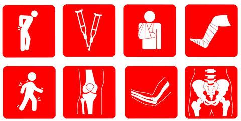 ほねつぎ(骨折・脱臼・捻挫・打撲など)施術はこちら