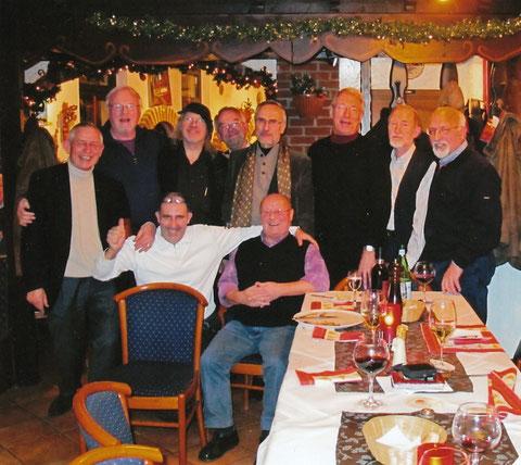 Klassentreffen in Solingen- Ohligs am 18. Dezember 2010