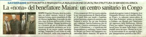 """""""La Nazione"""", 28 marzo 2012"""