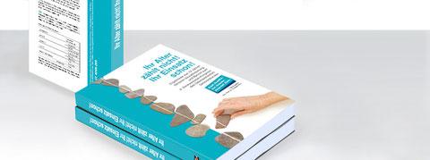 Editorial Design am Beispiel eines Buches für den OESB
