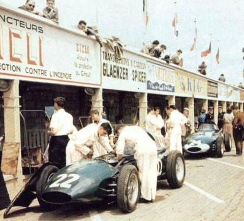 GP de France 1956