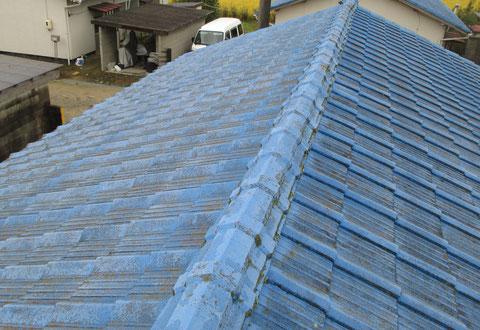 三芳町のセメント瓦,解体費用