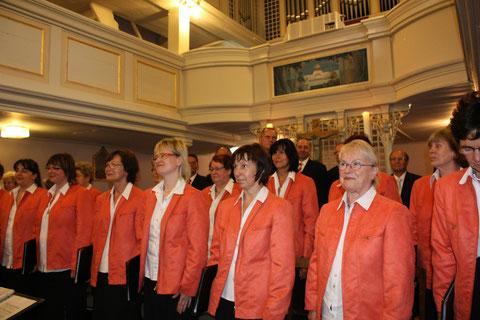 Ein gelungenes Konzert in der Tauraer Kirche