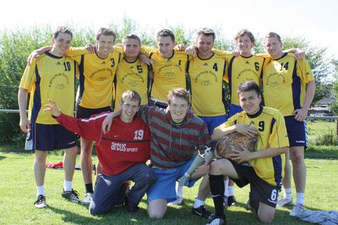 FLT Sieger 2009 - Die Halbnasen