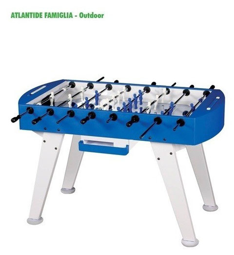 Modello Atlantide da esterno versione Family