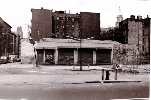 THE LAST GAS STATION