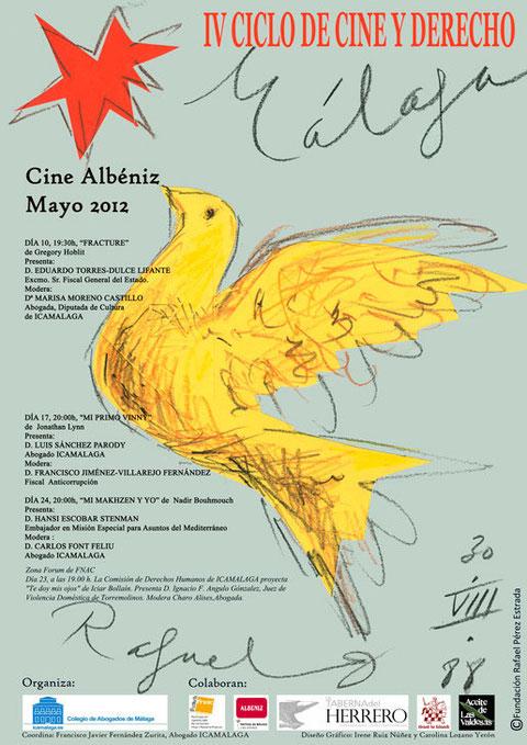 ciclo cine y derecho 2012