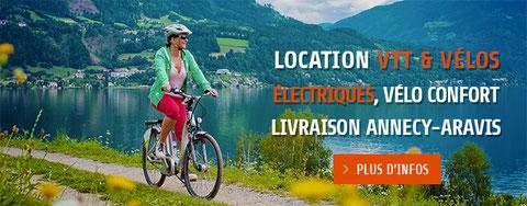VTT et Vélo Elèctrique