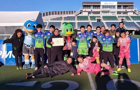 コルジャ仙台集合写真2016日本選手権