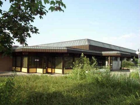 Cafeteria der Sporthalle