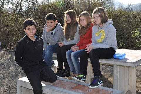Große Pause im März 2012