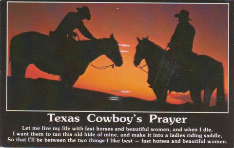 Postkarte aus USA