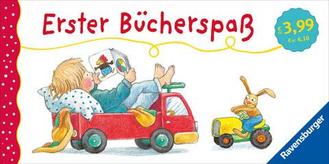 Kopfschild VKK Erster Bücherspaß 07|2014 RAVENSBURGER