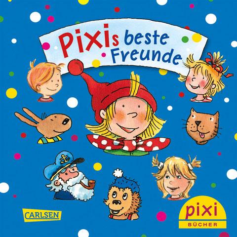 Pixis beste Freunde 08|2014