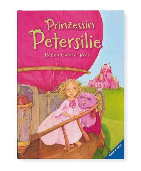 Prinzessin Petersilie Bd1 07|2013 RAVENSBURGER