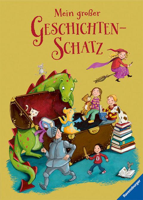Mein großer Geschichten-Schatz 01|2013 RAVENSBURGER
