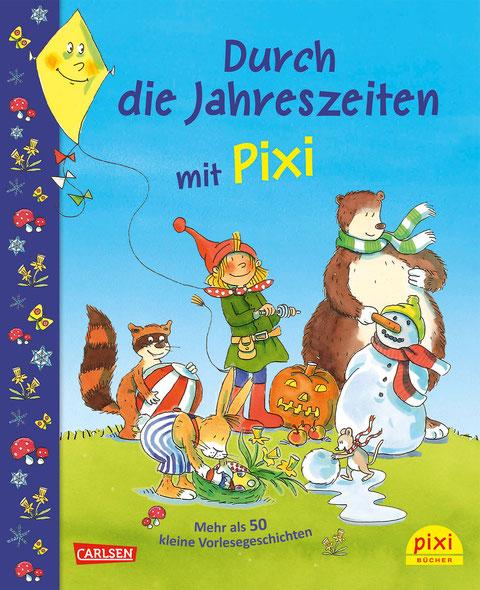 Pixi Vorlesebuch 01|2015 CARLSEN