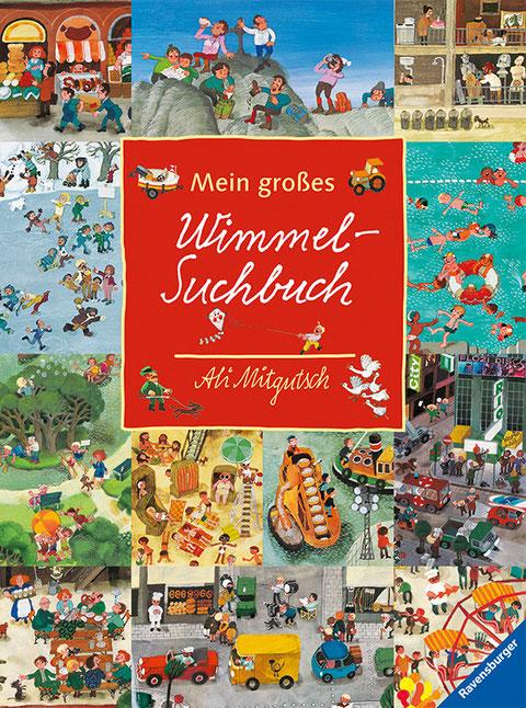 Mein großes Wimmel-Suchbuch 01|2013
