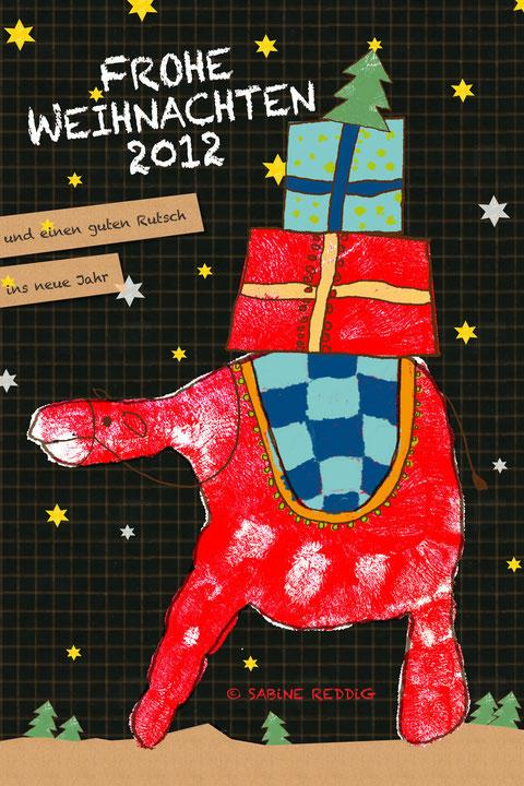 Weihnachtsgruß 12|2012