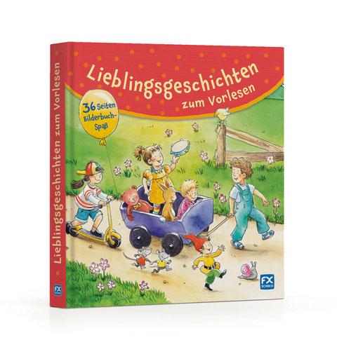Lieblingsgeschichten zum Vorlesen 01|2014 FX Schmid