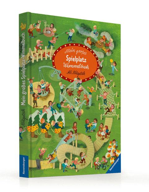 Mein großes Spielplatz Wimmelbuch 01|2014 RAVENSBURGER