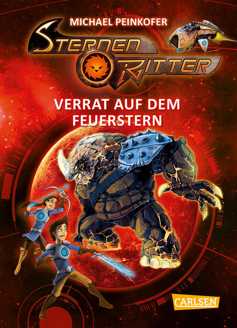 Sternenritter Bd4 05|2015 CARLSEN