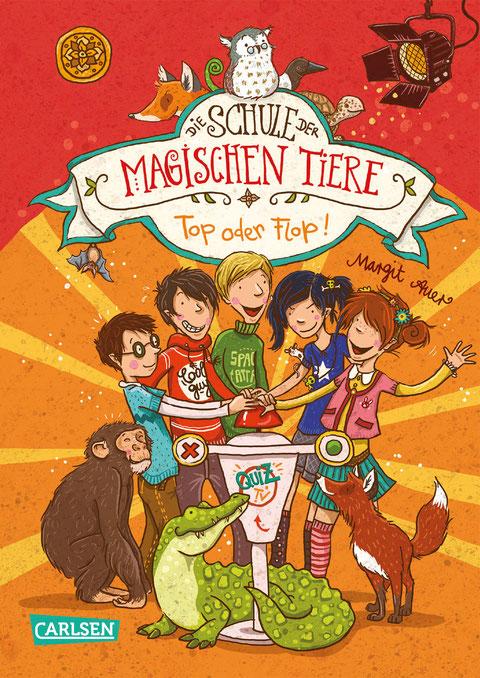 Die Schule der magischen Tiere Bd5 11|2014 CARLSEN