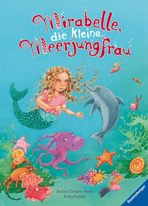 Mirabelle die kleine Meerjungfrau 01|2013 RAVENSBURGER
