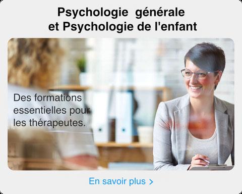 Formations en psychologie