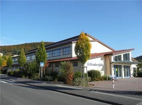 """Schlossberghalle (oder auch """"Hölle Nord"""")"""