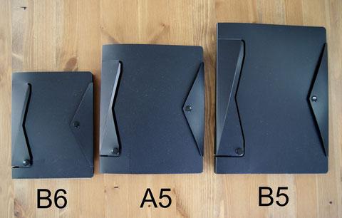 ブラックモデル B6/A5/B5