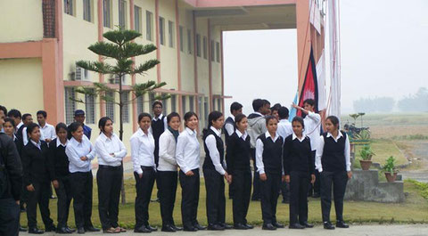 Student from Nepal -NMC
