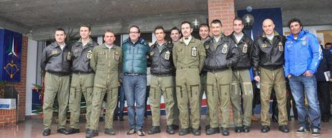 Club Frecce Tricolori piloti Aeronautica Militare