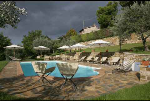 country house Assisi